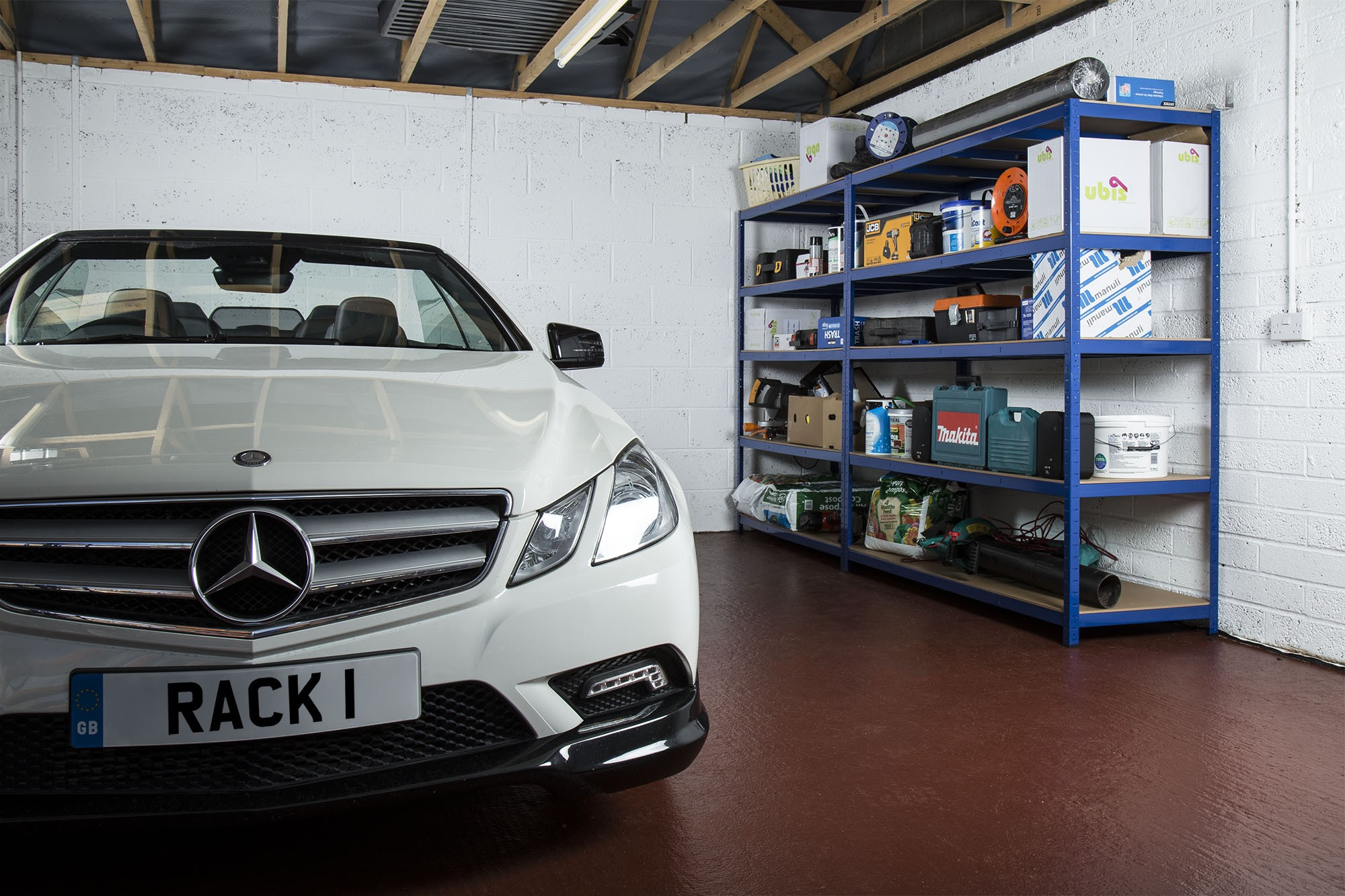 Getting Organised in Your Garage